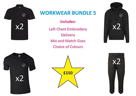 Workwear Bundle 5