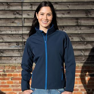 CMY231F Women's Softshell Jacket
