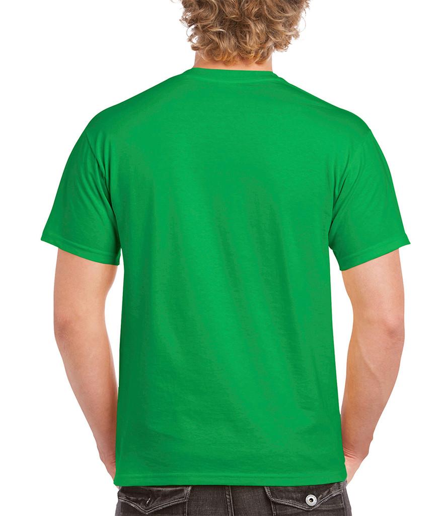 Irish Green Back