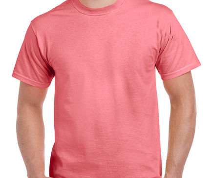 Coral Silk Front