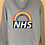 Thumbnail: NHS Unisex Hoodie