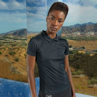 CMY022 - Women's Poly Polo Shirt