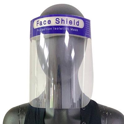 Face Splash Shield