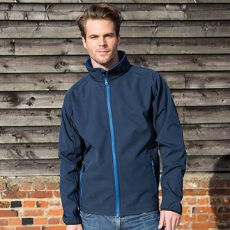 CMY231M Men's Softshell Jacket