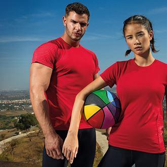 CMY014 - Unisex Ventilation Poly T-Shirt