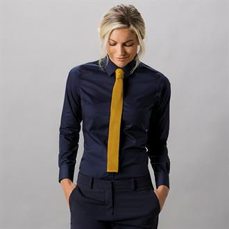 CMY242 Women's Long Sleeve Shirt (tailored fit)