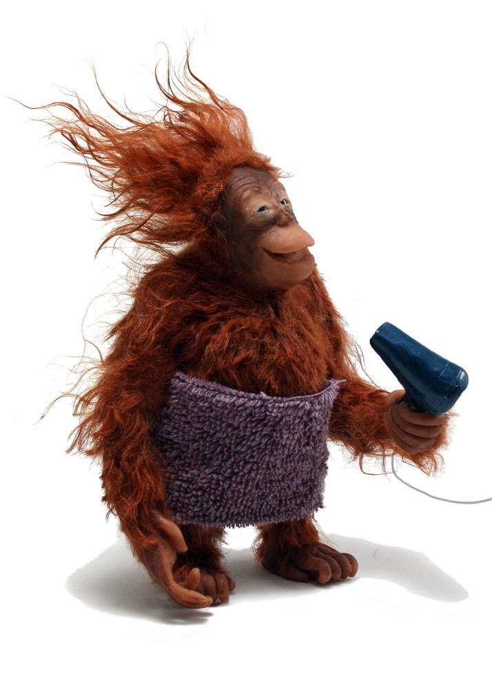 CarolineGray_Orangutan