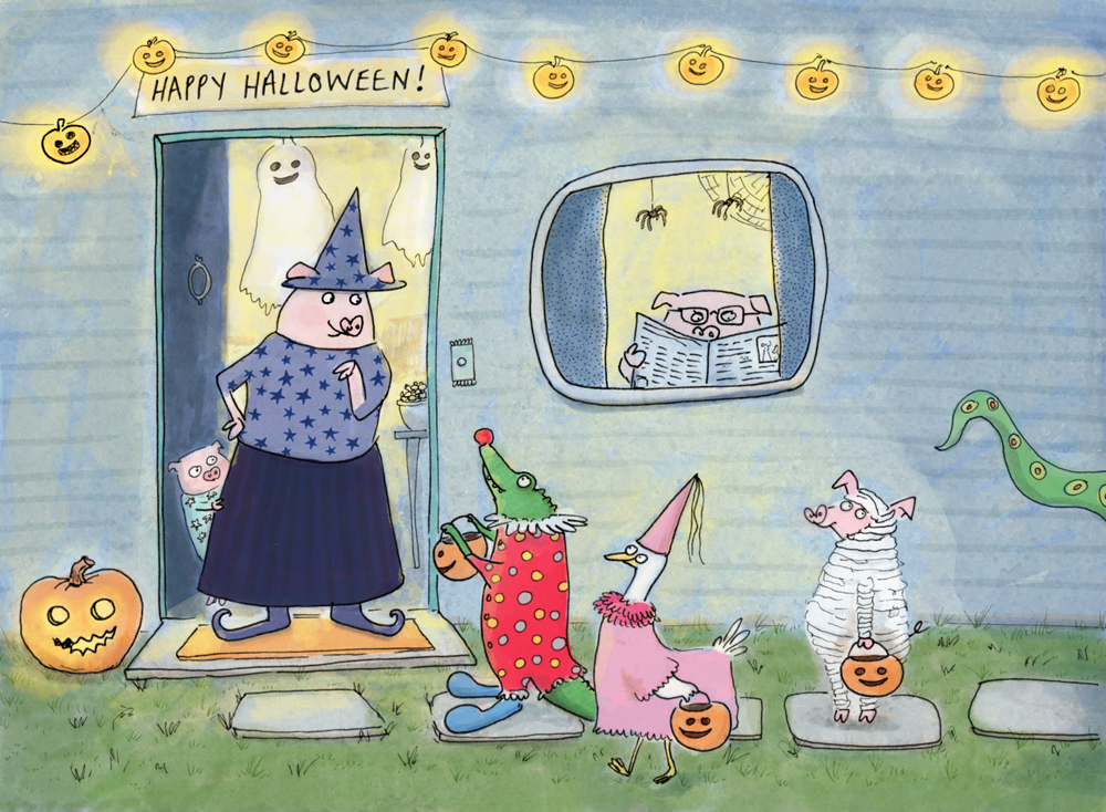 Halloween_Pigs
