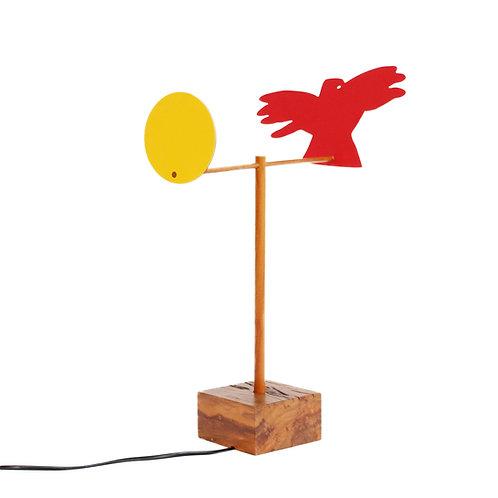 Albano Afonso | O Pássaro e a Lua