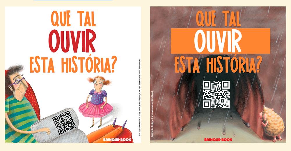 contação de histórias infantis brinquebook gratuito