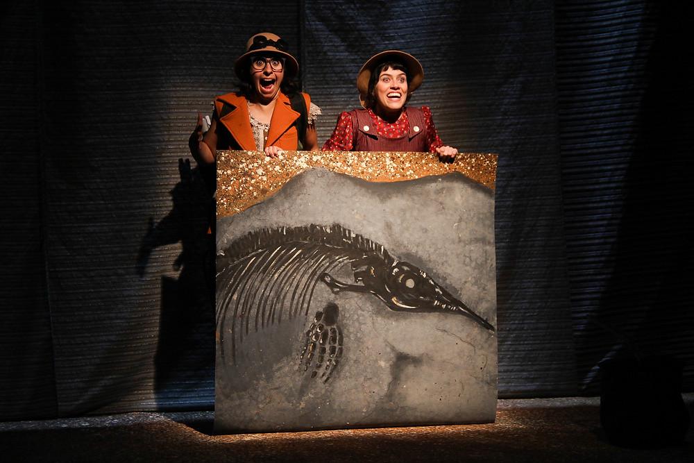 companhia teatral de mulheres espetáculos infantis