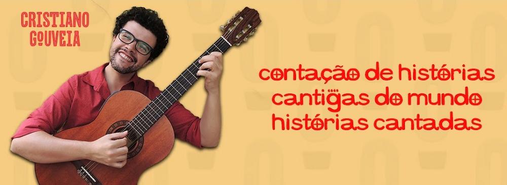histórias populares para crianças cultura brasileira cantando histórias cristiano gouveia