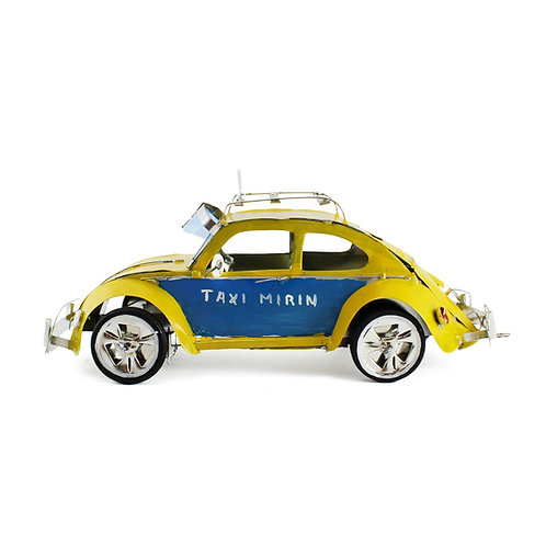 Milton Cruz | Fusca taxi