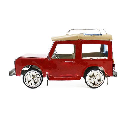 Milton Cruz | Land Rover