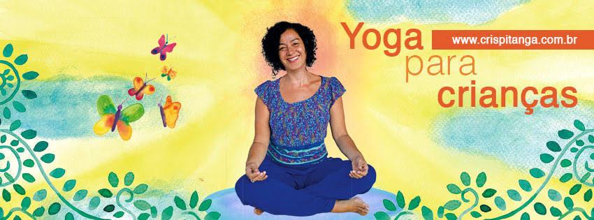 yoga para crianças cris pitanga