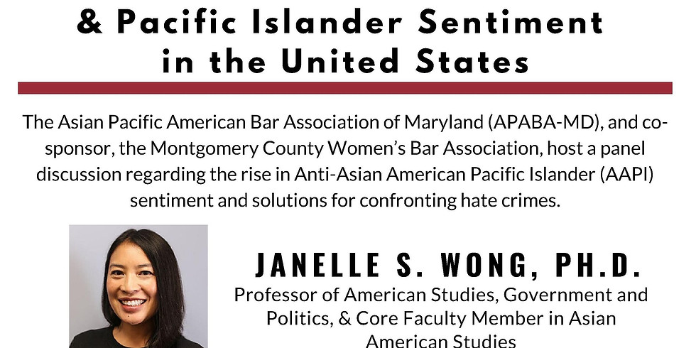 The Crisis of Anti-Asian American & Pacific Islander Sentiment in the United States