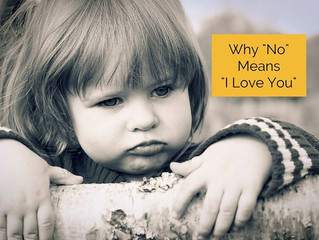 """Why """"NO"""" Means """"I LOVE YOU"""""""