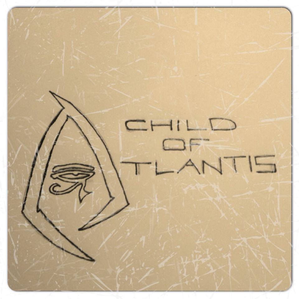 Child Of Atlantis First Sketch