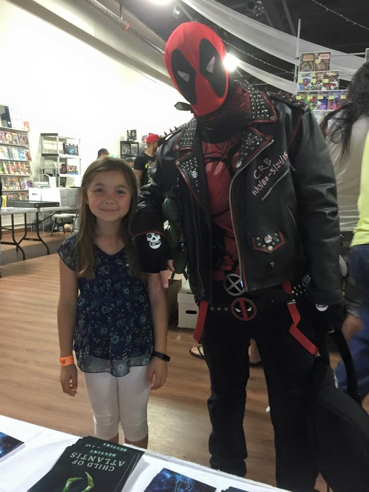 SoCal Comic Con Deadpool