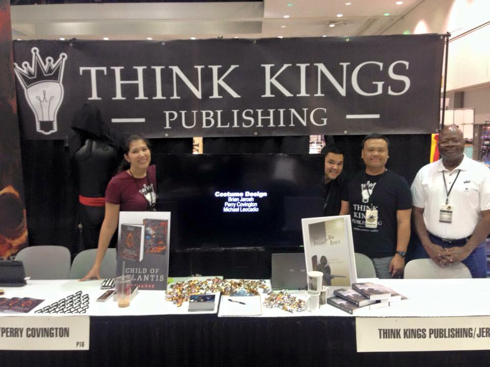 Think Kings Booth