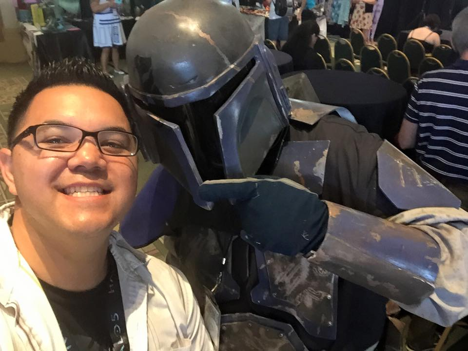 NerdCon 2015 with the Fett