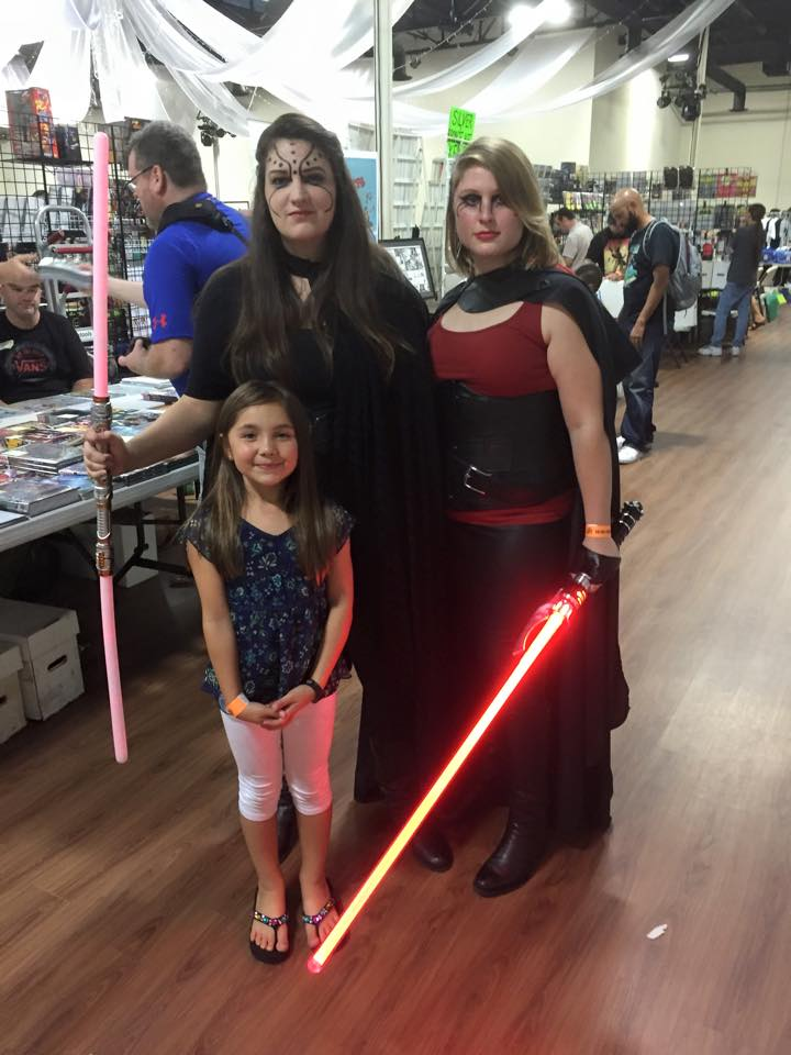 SoCal Comic Con Sith