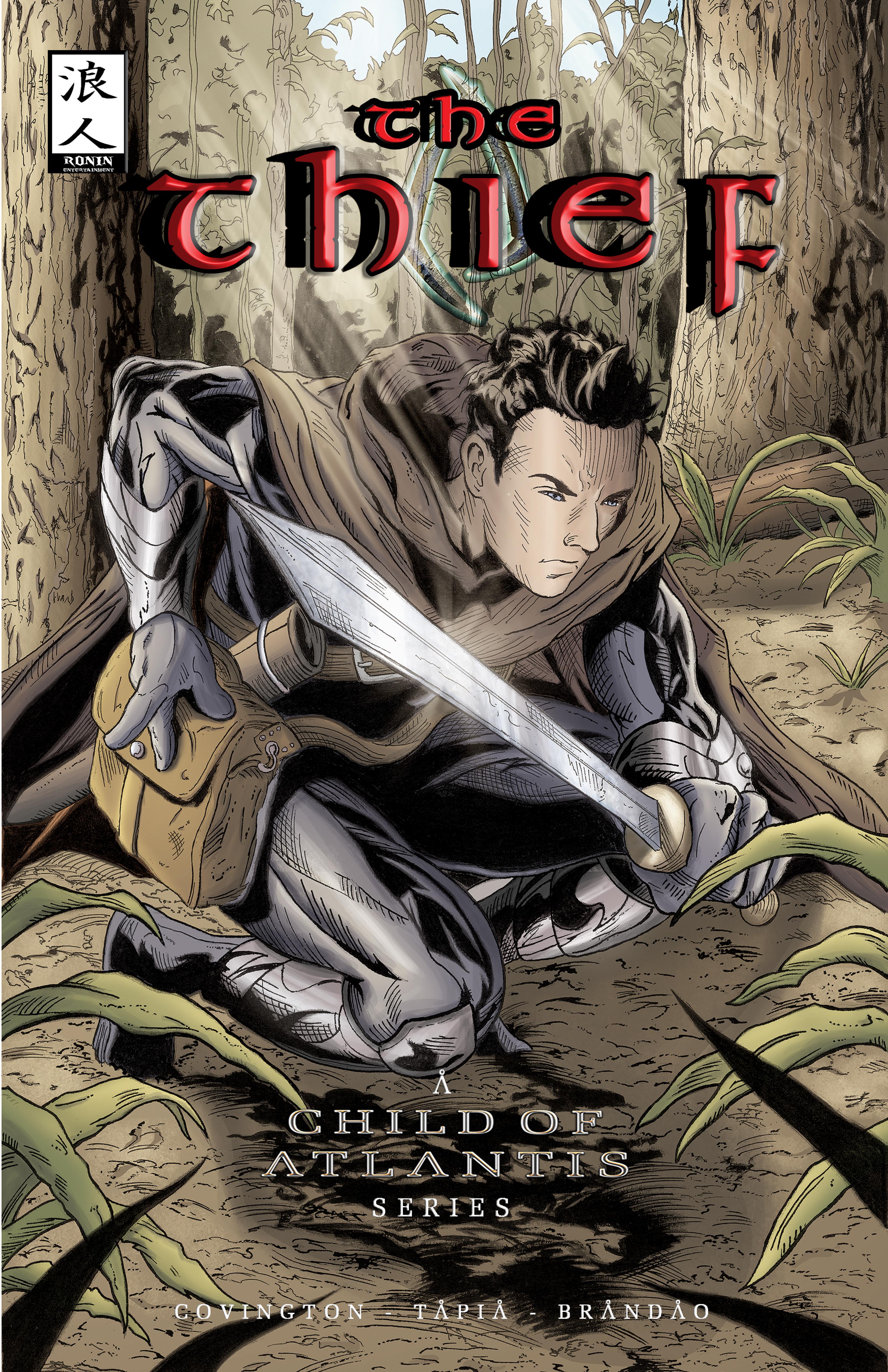 CoA Comic Cover