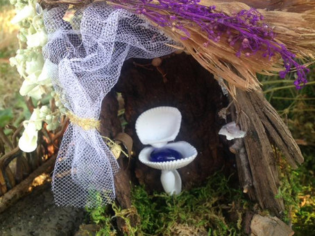 12 Ordinary Household Items To Turn Into  Extraordinary Fairy Garden Accessories!