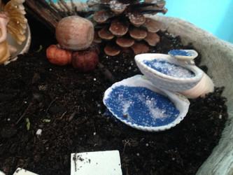 3 tiered Bird Bath