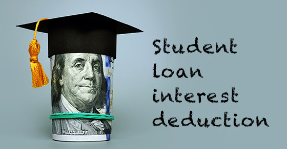 You may have loads of student debt, but it may be hard to deduct the interest