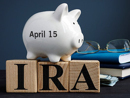 Didn't contribute to an IRA last year? There still may be time.