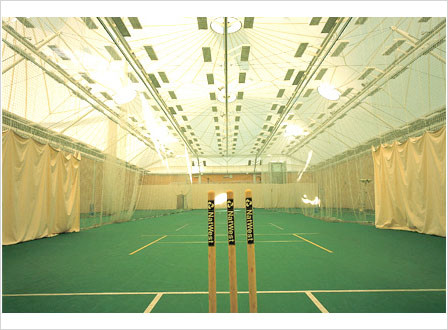 Surrey Indoor League: Central league under way!