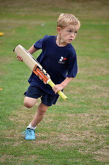 School Holiday cricket course summer July August May Easter February half-term
