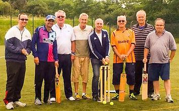 Surrey Walking Cricket