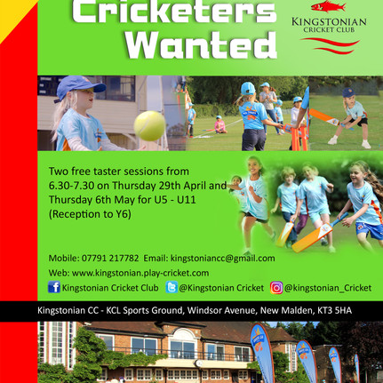 Girls Cricket comes to Kingston