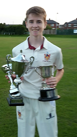 England Lions & Lancashire Deaf Cricketer