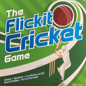 The Flickit Cricket Board Game