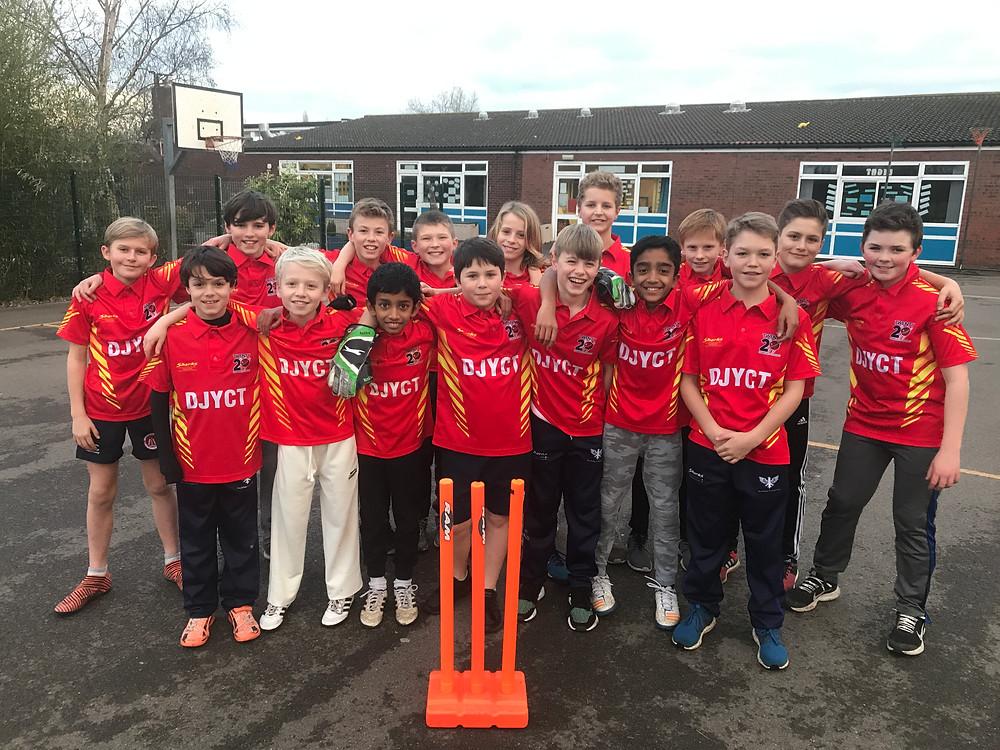 Elmbridge Borough State School Cricket Academy