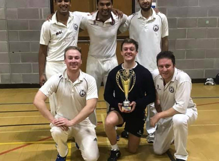 Wimbledon are the 2019 Surrey indoor League Champions!