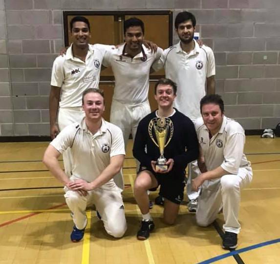 Wimbledon CC Indoor Cricket Winners 2019