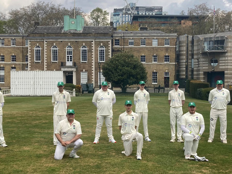 ECAD draw inaugural 1st XI match in the City of London