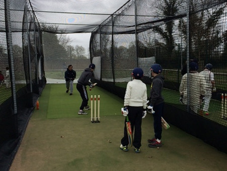 Easter success for Twenty20 Cricket Camps