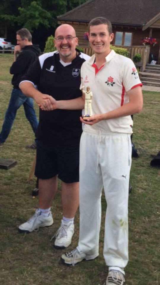 James Dixon Lancashire Deaf Cricket