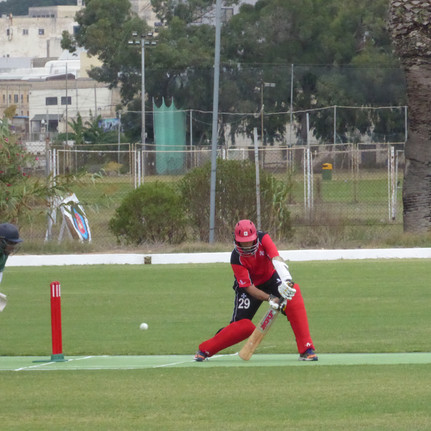 Malta take the opening T20 v Hungary