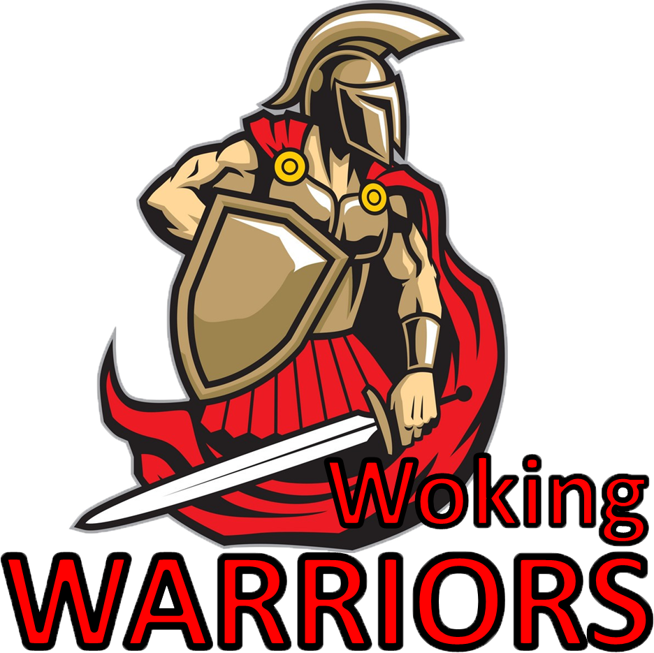 Woking Warriors Surrey Slam School team