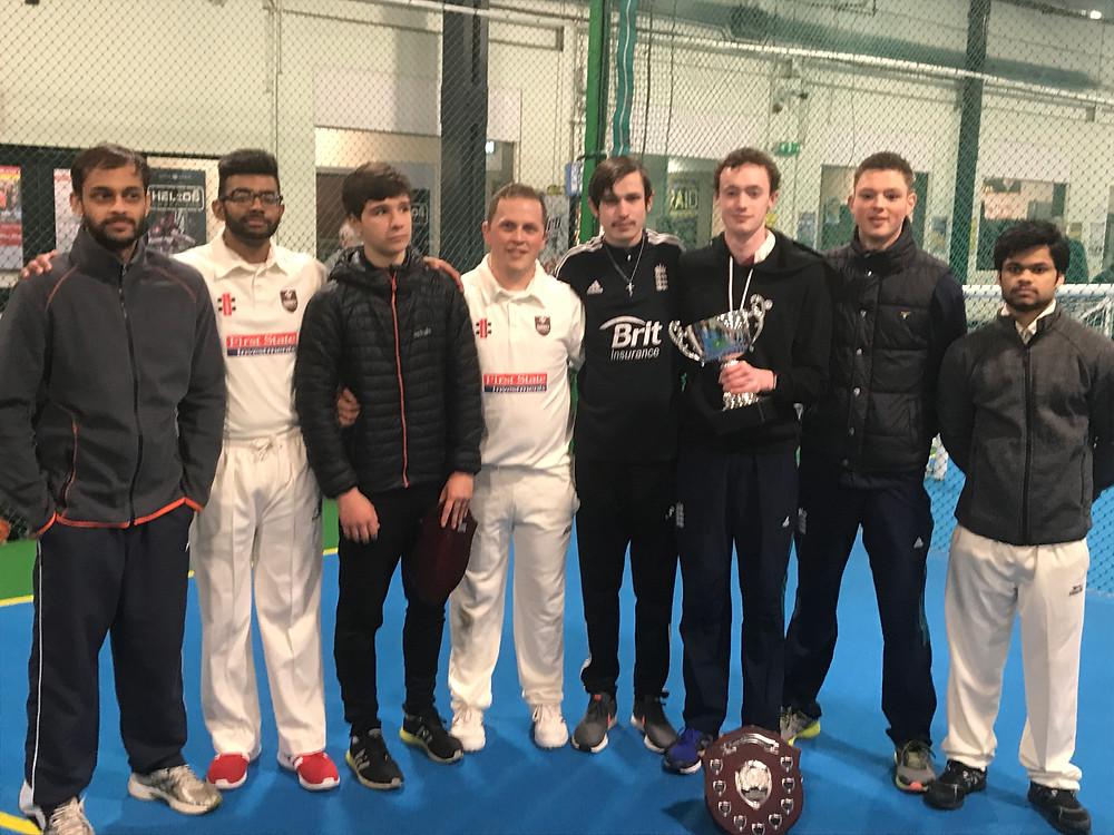 ECAD Academy Indoor Deaf Cricket