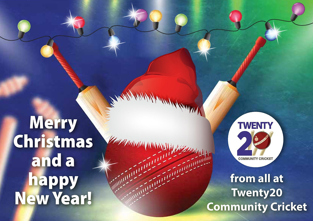 Merry Christmas from Twenty20 Community Cricket Surrey
