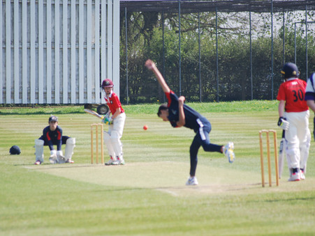 Twenty20 Cricket Academy start the season with a close win