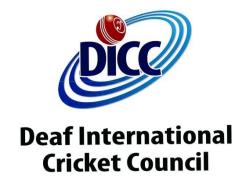 DICC - Deaf International Cricket Council