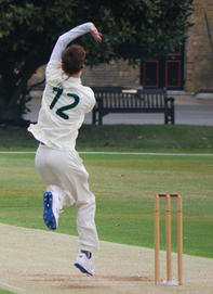 Joe Fisher Deaf Cricketer